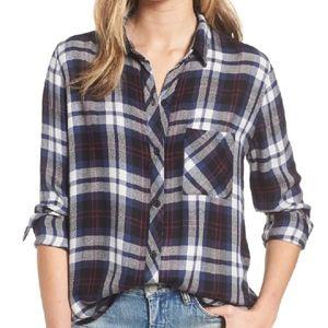 Rails NWT Hunter Plaid Shirt